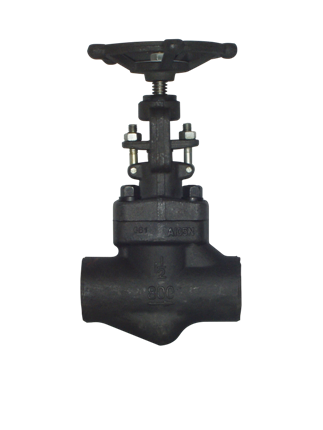 Valvotubi forged steel globe valve ANSI #800 art.1611