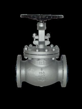 Valvotubi Ind. A216WCB globe valve ANSI#300 art.1602