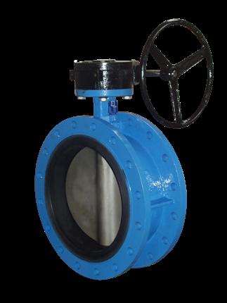 Valvotubi centric butterfly valve art.401