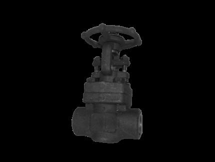 Valvotubi Ind. forged steel gate valve ANSI #800 art.1511