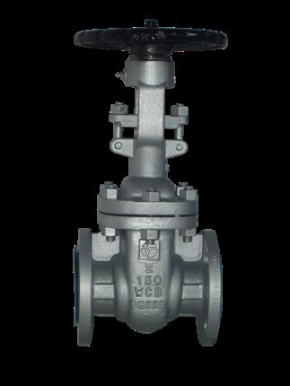 Valvotubi Ind. A216WCB gate valve class ANSI #150 art.1501