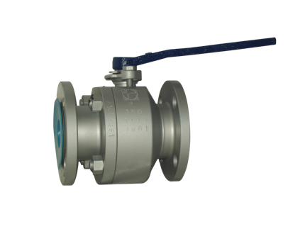 Valvotubi A216WCB floating ball valve ansi #150 art.20008