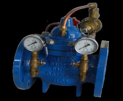 Valvotubi pressure reducing valves art.CV200x