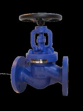 Valvotubi ind bellow sealed globe valve