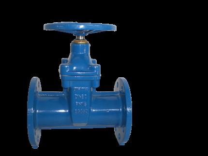 Valvotubi oval body soft seated gate valves fig 94